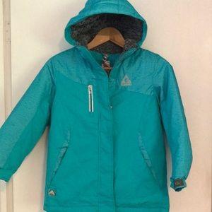 Gerry brand girls winter coat, mint condition